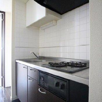 使い勝手が良さそうなキッチン。※ 写真は前回募集時のものです