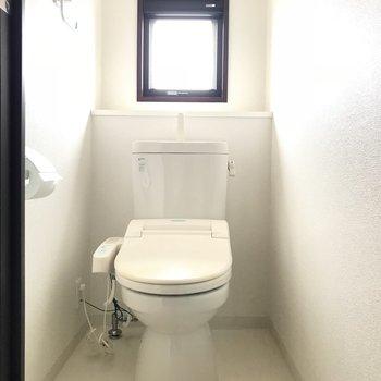 ウォシュレット付きトイレ※ 写真は前回募集時のものです