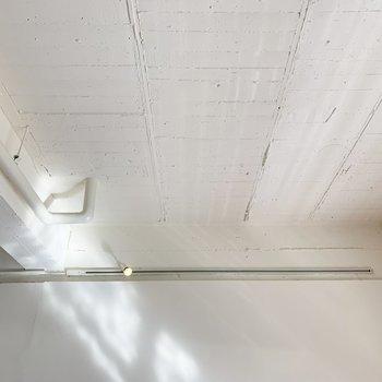 この天井と、塗りの壁、素敵すぎませんか…!