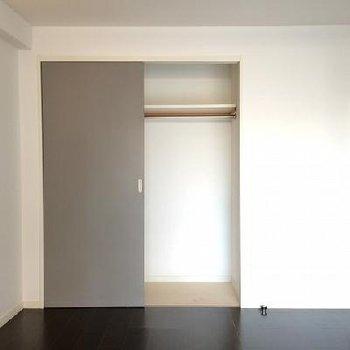 収納はまあまぁです※写真は同じ間取りの別部屋です