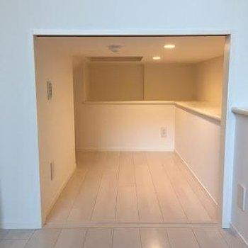 蔵の中。結構広いです※写真は別部屋です