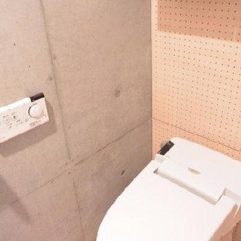 収納しっかりタンクレストイレ