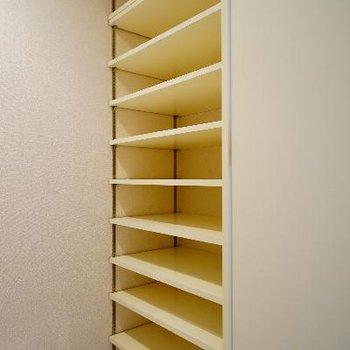 この下駄箱は・・※写真は前回募集時のものです