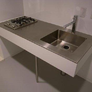 キッチンいいね。