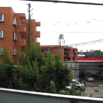 眺望。大通りに面しているので開けています。