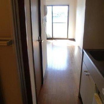 久米川23分アパート
