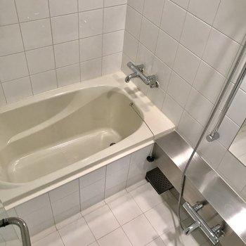 浴室乾燥付いてます!