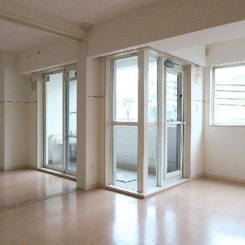 このタイプのお部屋、好き。※写真は301号室