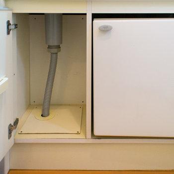 嬉しい♪冷蔵庫付き!