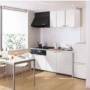 キッチンはこんな感じに※写真はイメージです