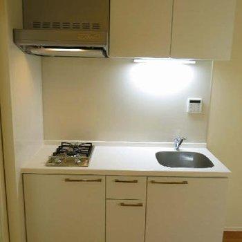 調理スペースもありますよー!!
