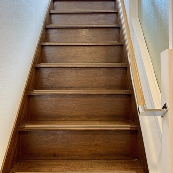 階段を降りて1階へ。 ※写真は前回募集時のものです