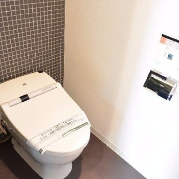 トイレ、タンクレス
