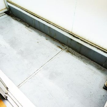 1階のバルコニーと※写真は前回募集時のものです