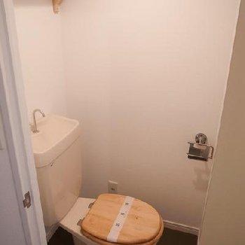 トイレも新設!※写真はイメージ