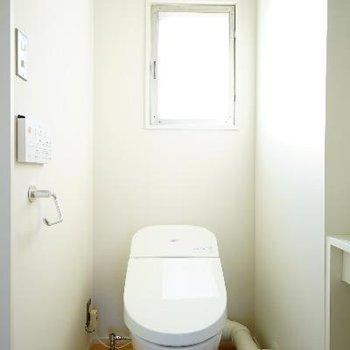 トイレもぴかぴかに。※写真は前回募集時