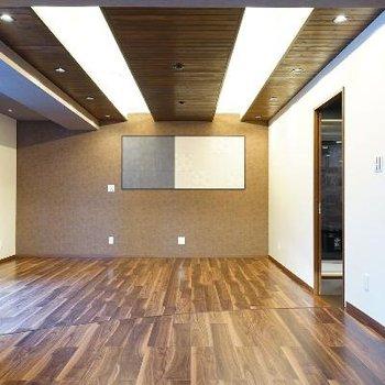 壁・床・天井すべて良い!