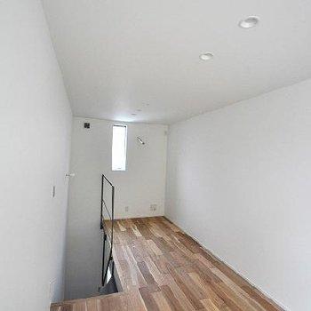 2階部分も8.4帖。※写真は別部屋