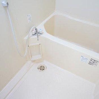 お風呂もきれいに!