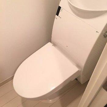 トイレはふつう