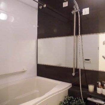 ホテルのようなバスルーム