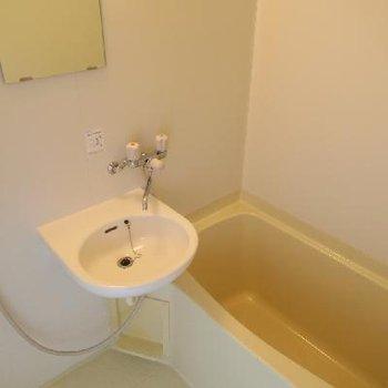 お風呂も新品!※写真は前回掲載時のものです。
