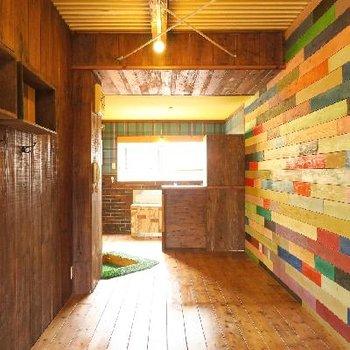 無垢床空間!素敵にリノベされています!※写真は前回掲載時のものです。