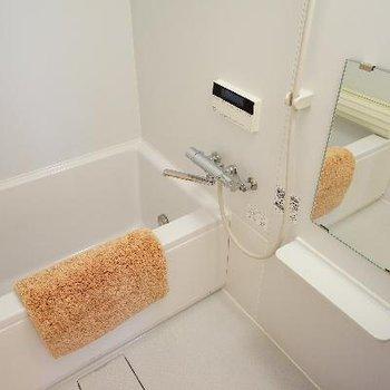 お風呂も新しく機能的に!