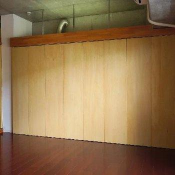 実は、キッチン隠せます◎