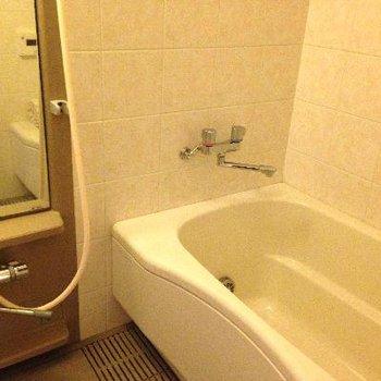 お風呂も綺麗。