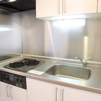 システムキッチンは使いやすさバツグン
