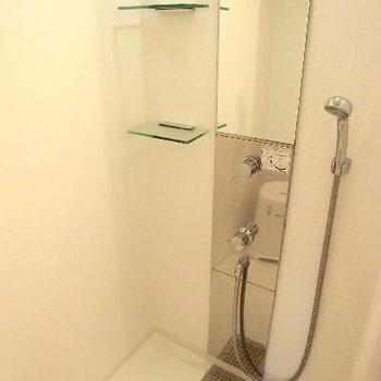 シャワーのみ!