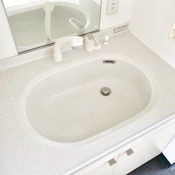 シャワータイプにも切り替えできます。