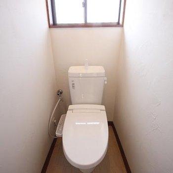 トイレもリノベ◎