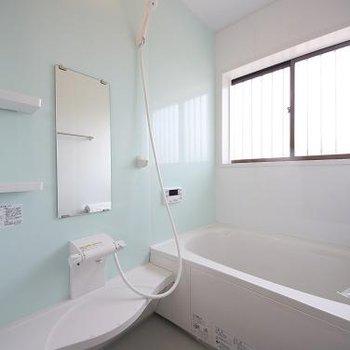 お風呂も綺麗です!!