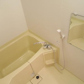 お風呂も綺麗になりました。