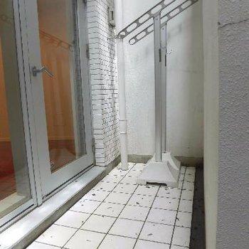 地下1階には洗濯物干せますよ!