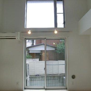 窓が良いですね!