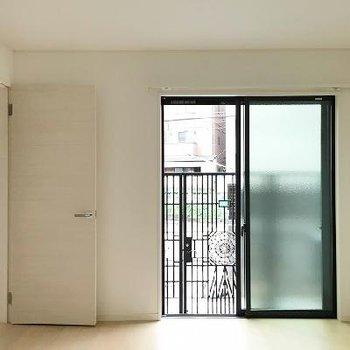 こちらは1階のお部屋。