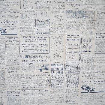 中は新聞紙!みたいな壁紙です♪