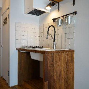 キッチンが良い・・・。