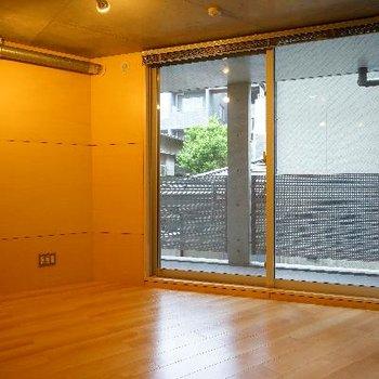 2階のお部屋は台形です。※写真は前回募集時のものです