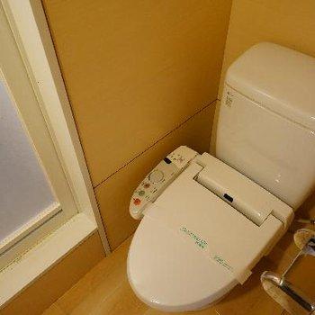トイレはウォシュレットつき!※写真は前回募集時のものです