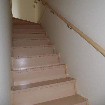2階に行きましょうーー