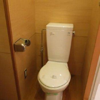 トイレはこんな感じ*お部屋は別部屋です