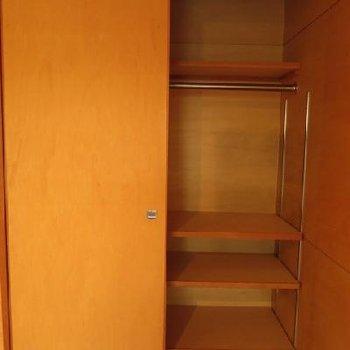収納スペース*お部屋は別部屋です