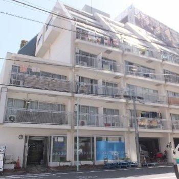 7階建てマンション、お部屋は5階