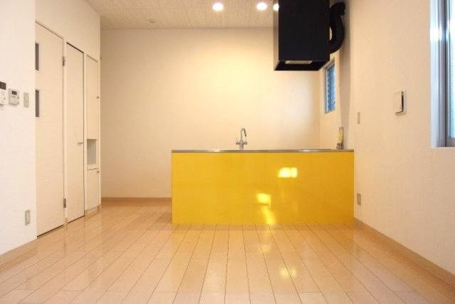 1B号室の写真