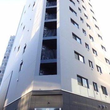 15階建てのマンション