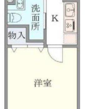お部屋の作りもお城みたいなんです!